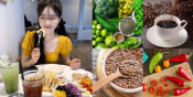 10 thực phẩm giúp tăng tốc độ trao đổi chất, kiểm soát ức chế chất béo