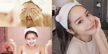 5 thói quen rửa mặt gây nếp nhăn sớm