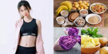 4 loại thực phẩm giàu tinh bột giúp giảm cân không lo chết đói