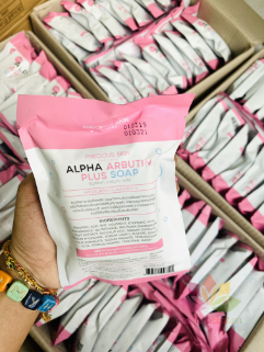 Xà phòng Alpha Arbutin Soap 3 Plus  ảnh 7