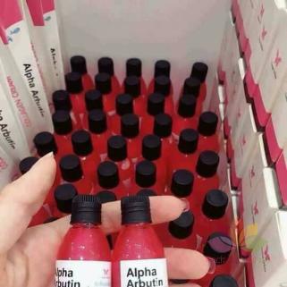 Serum kích trắng da Alpha Arbutin Collagen Intense ảnh 8