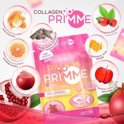 Viên uống dưỡng da Collagen Primme  ảnh 4