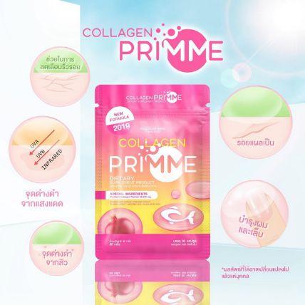 Viên uống dưỡng da Collagen Primme  ảnh 10