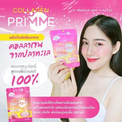 Viên uống dưỡng da Collagen Primme  ảnh 11