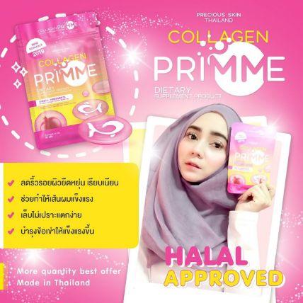 Viên uống dưỡng da Collagen Primme  ảnh 12