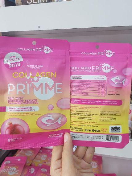 Viên uống dưỡng da Collagen Primme  ảnh 15