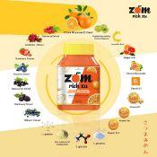 Ảnh sản phẩm Viên uống phục hồi làm trắng da Zom Rich Zu 2