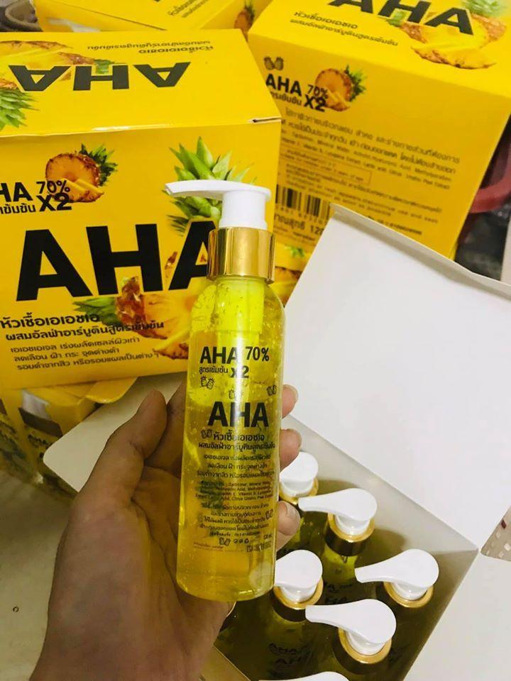 Serum kích trắng da AHA 70 X2