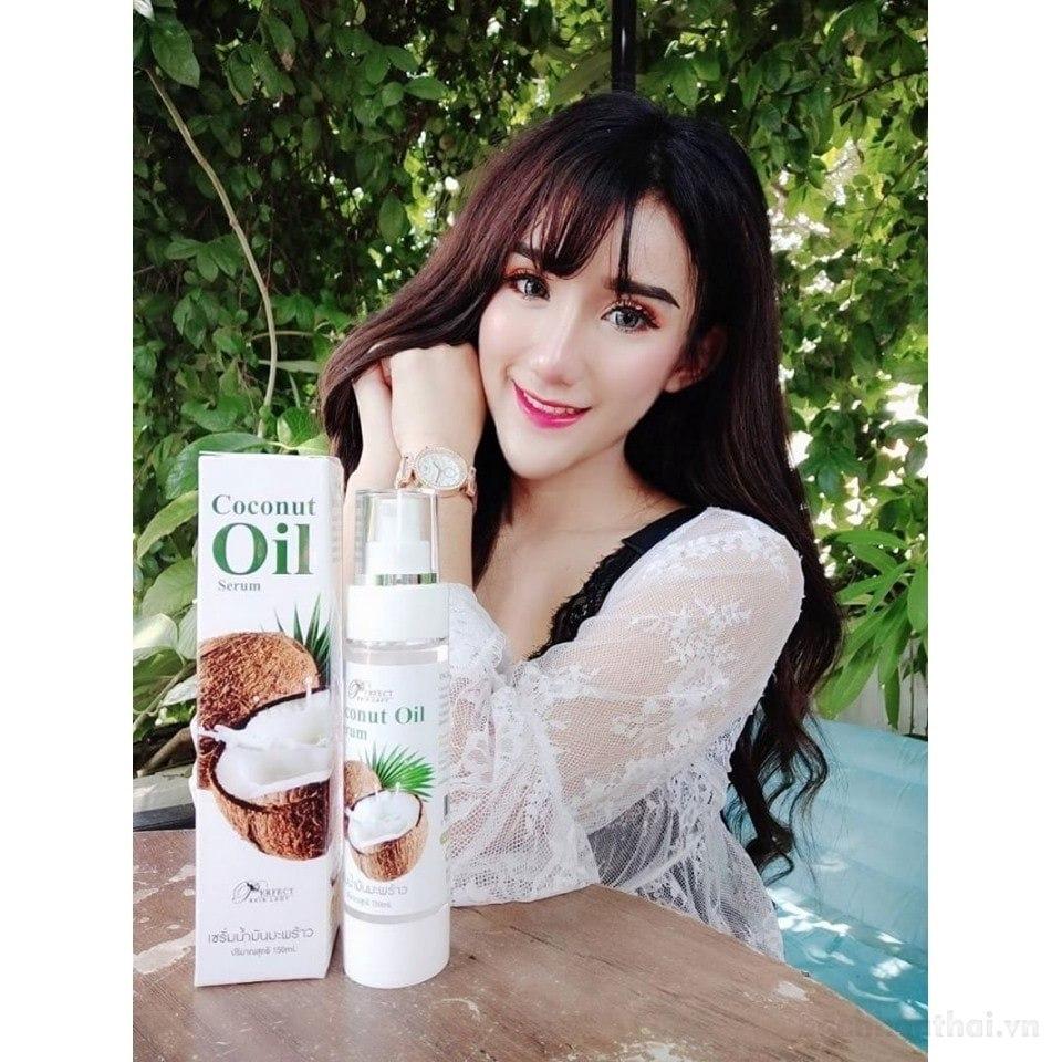 Serum dầu dừa Coconut Oil Thái Lan