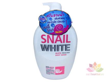 Sữa tắm Snail White Gluta Healthy ảnh 1