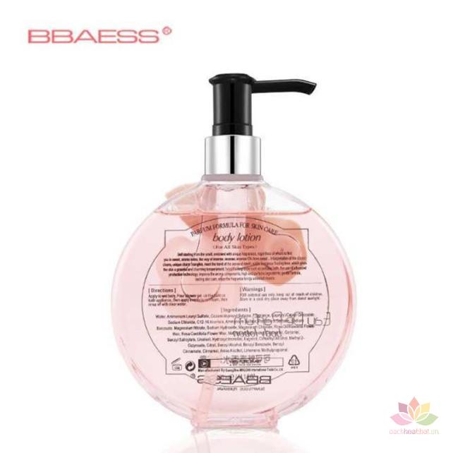 Sữa tắm hương nước hoa Bbaess Natural Eau De Parfum ảnh 2