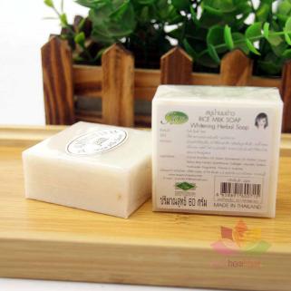 Xà phòng sữa gạo Jam Rice Milk Soap ảnh 2