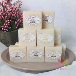 Xà phòng sữa gạo Jam Rice Milk Soap ảnh 3