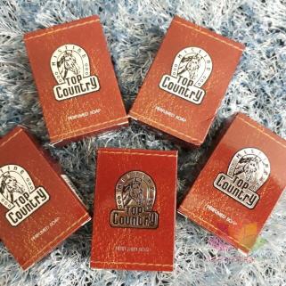 Xà phòng hương nước hoa cho Nam Mistine Top Country Perfumed Soap ảnh 2