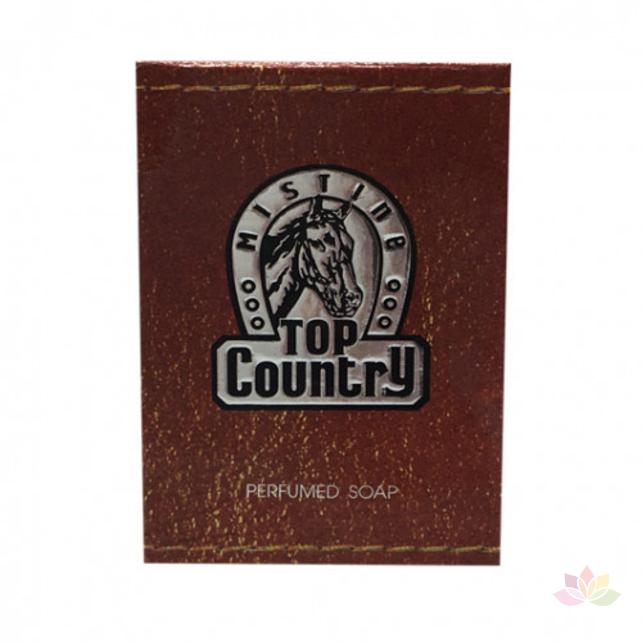 Xà phòng hương nước hoa cho Nam Mistine Top Country Perfumed Soap ảnh 5