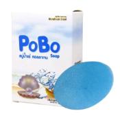 Ảnh sản phẩm Xà phòng trắng da dưỡng da Pobo Soap 1