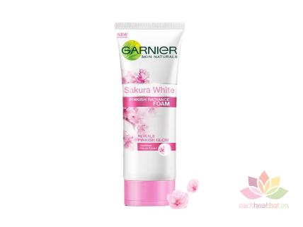 Sữa rửa mặt Sakura White Pinkish Foam ảnh 1