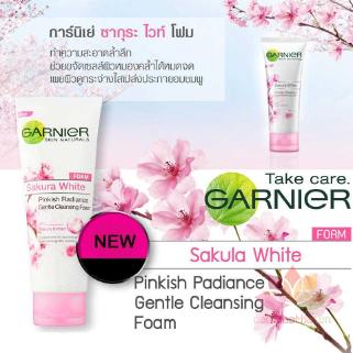 Sữa rửa mặt Sakura White Pinkish Foam ảnh 2