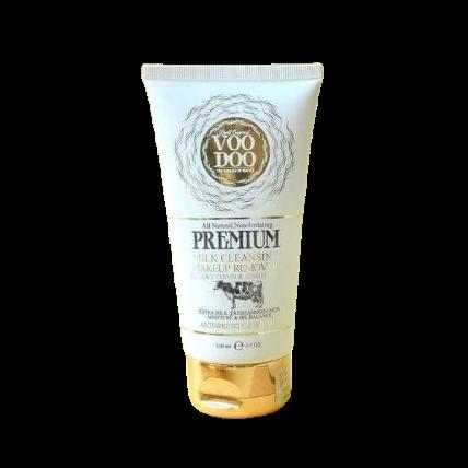 Sữa rửa mặt tẩy trang VooDoo Premium Milk Cleansing Makeup Removers ảnh 1