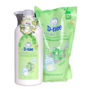 Ảnh sản phẩm Nước rửa bình sữa Dnee Cleanser  1