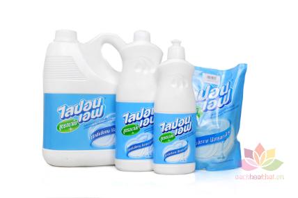 Nước rửa chén bát Lipon ảnh 6