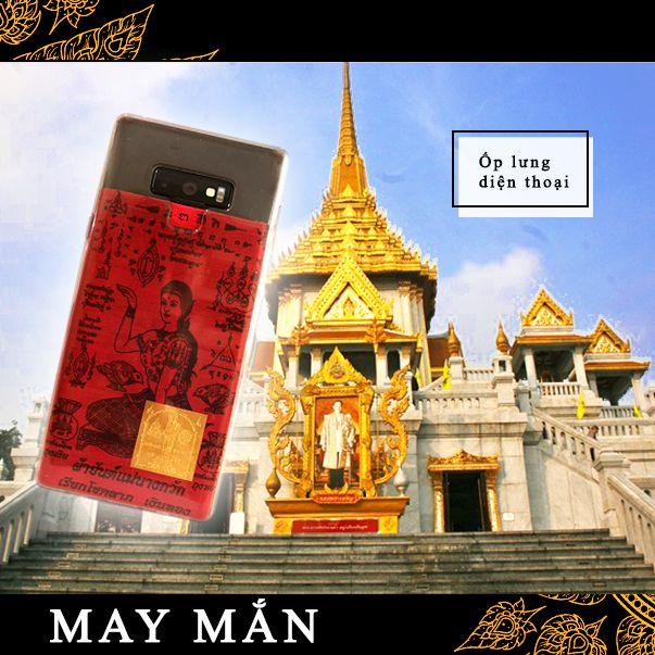 Lá phép mẹ ngoắc Mae Nang Kwak tặng kèm lá Yant