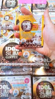 Cà phê giảm cân Idol Slim Coffee 3 In 1 ảnh 11