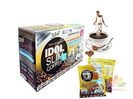 Cà phê giảm cân Idol Slim Coffee 3 In 1 ảnh 1