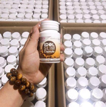 Cà phê giảm cân IDOL SLIM Capsule dạng viên nang ảnh 9