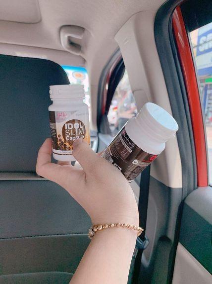 Cà phê giảm cân IDOL SLIM Capsule dạng viên nang ảnh 5