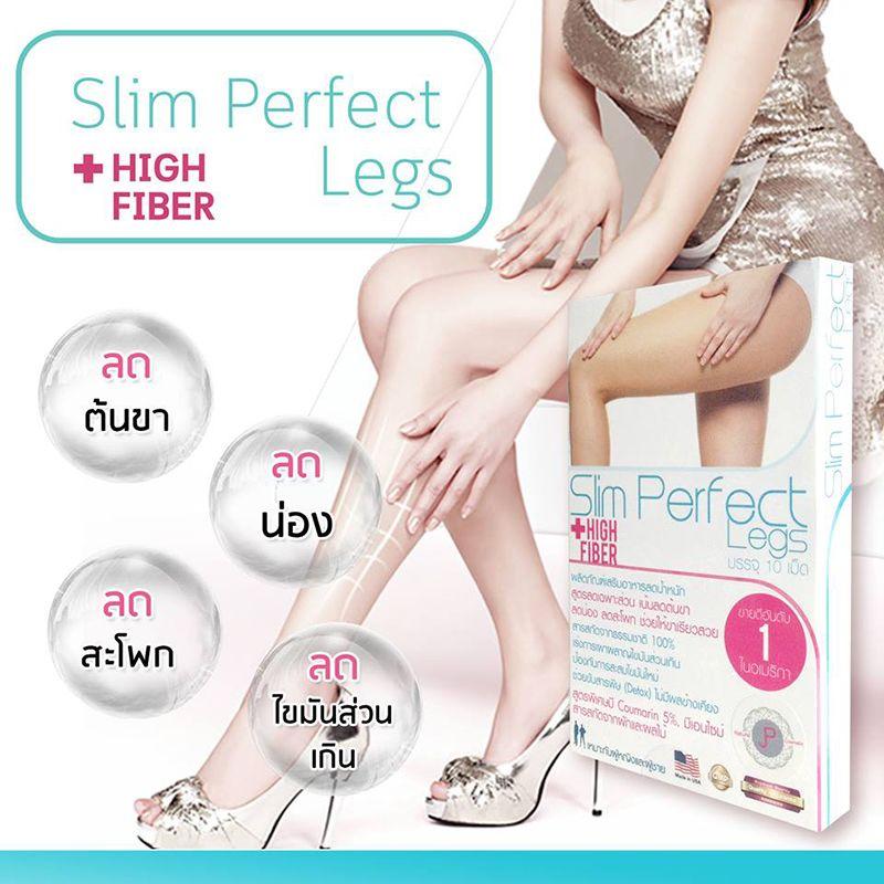 Giảm mỡ thon gọn đùi Slim Perfect Legs