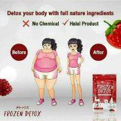 Ảnh sản phẩm Viên uống khử mỡ giảm cân Frozen Detox 2