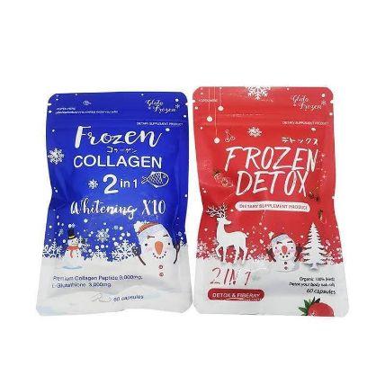 Viên uống khử mỡ giảm cân Frozen Detox ảnh 5