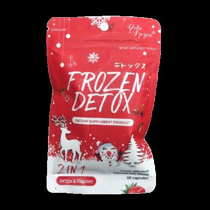 Viên uống khử mỡ giảm cân Frozen Detox ảnh 1