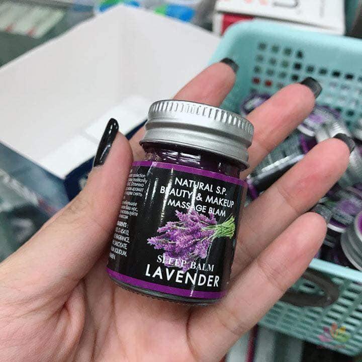 Dầu cù là hỗ trợ giấc ngủ Sleep Balm Lavender