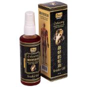 Ảnh sản phẩm Dầu xịt xoa bóp rắn Banna Snake Oil 1