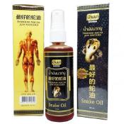 Ảnh sản phẩm Dầu xịt xoa bóp rắn Banna Snake Oil 2