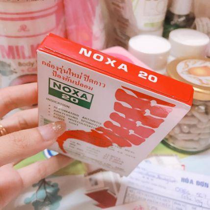Viên uống trị viêm khớp Gout Noxa 20 Piroxicam ảnh 3