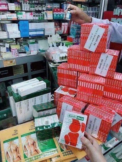 Viên uống trị viêm khớp Gout Noxa 20 Piroxicam ảnh 5