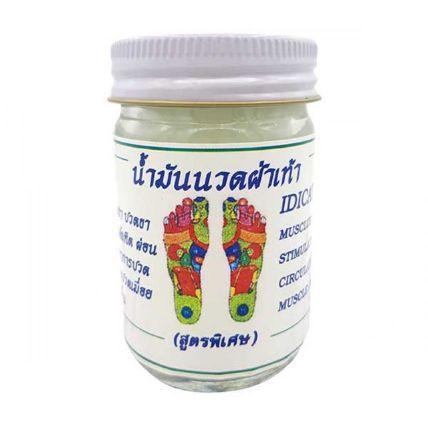 Dầu cù là trắng massage chân Wang Boran ảnh 5
