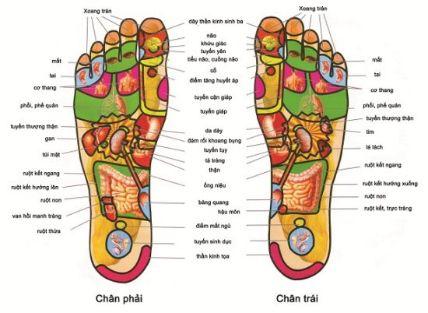 Dầu cù là trắng massage chân Wang Boran ảnh 6