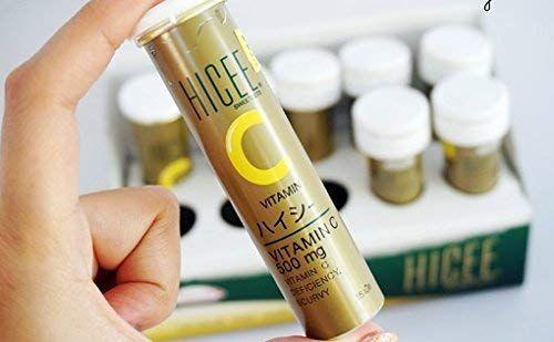 Viên ngậm bổ xung Vitamin C Takeda Hicee 500mg