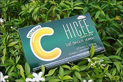 Viên ngậm bổ xung Vitamin C Takeda Hicee 500mg ảnh 3