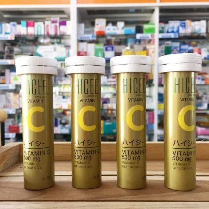 Viên ngậm bổ xung Vitamin C Takeda Hicee 500mg ảnh 5