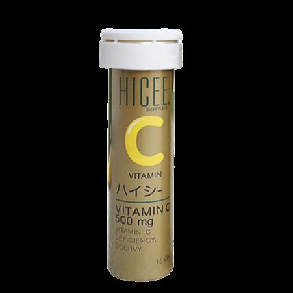 Viên ngậm bổ xung Vitamin C Takeda Hicee 500mg ảnh 1