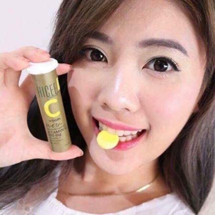 Viên ngậm bổ xung Vitamin C Takeda Hicee 500mg ảnh 9