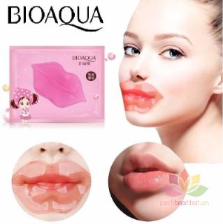 Mặt nạ môi Collagen Bioaqua ảnh 5