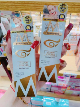 Kem trị thâm mắt Miracle Eye Gel Vitamin Ecriched ảnh 6