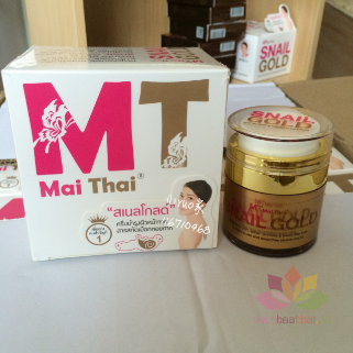Kem ốc sên MT Mai Thai Snail Gold ảnh 3