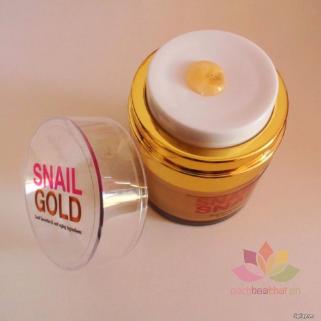 Kem ốc sên MT Mai Thai Snail Gold ảnh 5